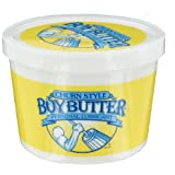 Boy Butter Personal Lubricant 16-Ounce Tubs (Pack of 2)