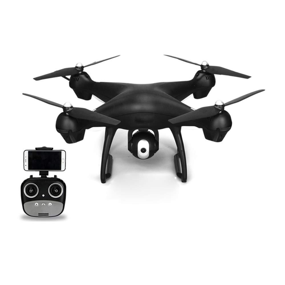 GG-Drone Drohne mit HD Kamera Kamera Kamera RC Quadrocopter 720P WiFi Fernbedienung 2.4G CH 4 Achsen APP Kamera 120 ° Live Video Höhe Halten Sie für Enthusiasten Flugzeit bis zu 1 Stunde weiß d7f426