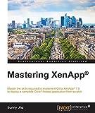 Read Online Mastering XenApp PDF