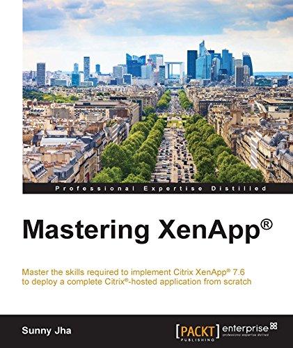 Mastering XenApp PDF