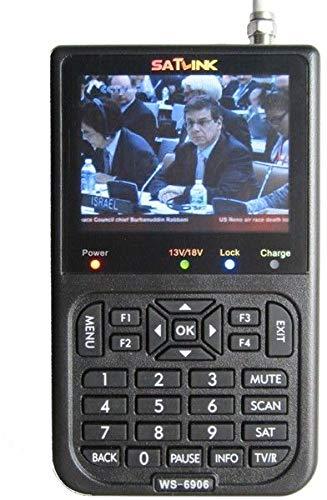 Satlink WS-6906 DVB-S FTA C