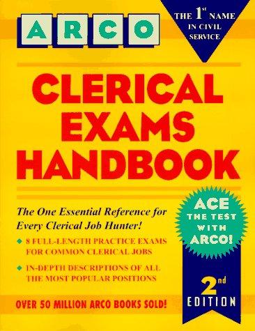 Clerical Exams Handbook (2nd ed)