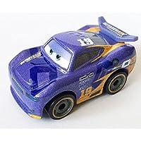 Disney Pixar Cars - Mini Racers (Métallique Danny Swervez)