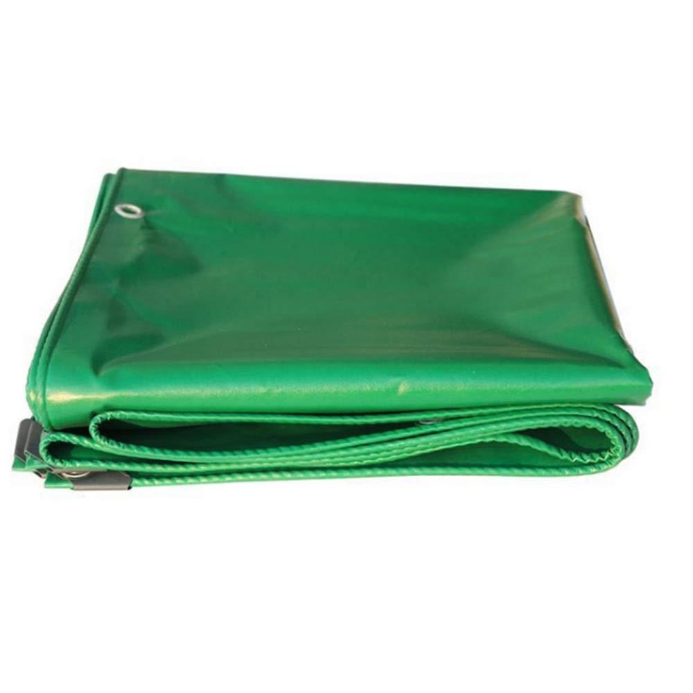 Tarpaulin NAN Polyethylenplane 450g   m2 Dicke 0,38 mm Hohe KorrosionsBesteändigkeit, erhältlich in 20 Größen. (Farbe   Grün, größe   3x4m)