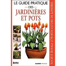 Le Guide pratique des jardinières et pots