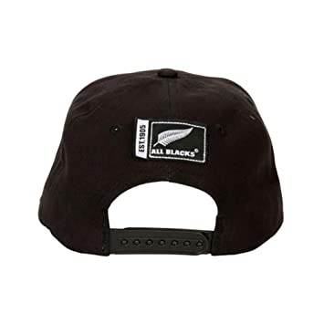 164bce73e95 New Zealand All Blacks Rugby Kids Baseball Cap (7-10 years)  Amazon ...