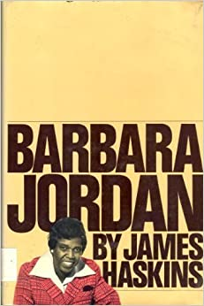 Image result for Barbara Jordan James Haskins