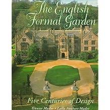 English Formal Garden Five Centuries