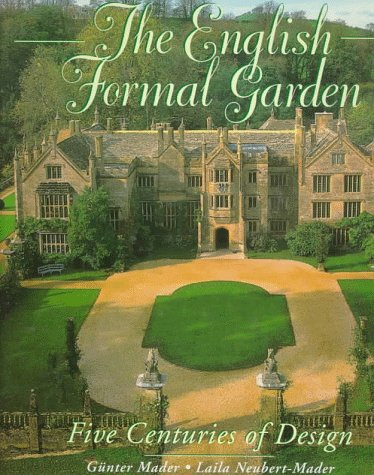 Cheap  English Formal Garden: Five Centuries of Design