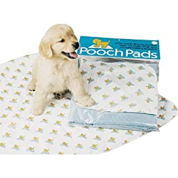 PoochPad  Reusable Potty Pads for Mature Dogs- Extra Absorbent, Large 30\