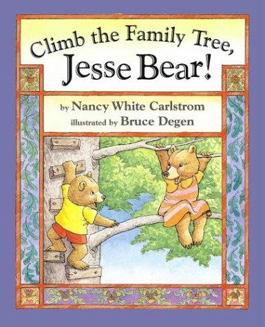 Climb the Family Tree, Jesse Bear! ebook