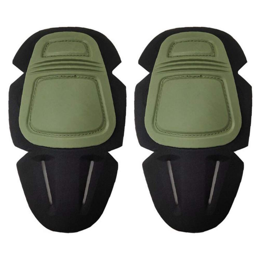 NewPinky NewPinky IMFUN Paintball Combat G3 Protective Knee and Elbow Pads Pack Military Army Knee Pads for Military Army G3 Pants Trousers Tactical Gear