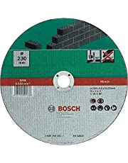 Bosch 2609256331 DIY kapskiva sten 230 mm ø x 3 mm rak
