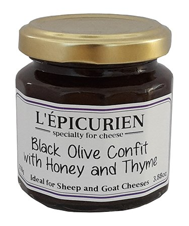 Epicurien Olive, Honey and Thyme Confit 3.88 Oz