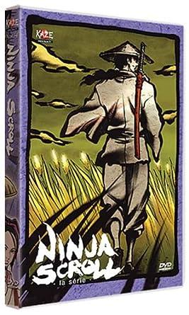 Amazon.com: Ninja Scroll Volume 4: Movies & TV