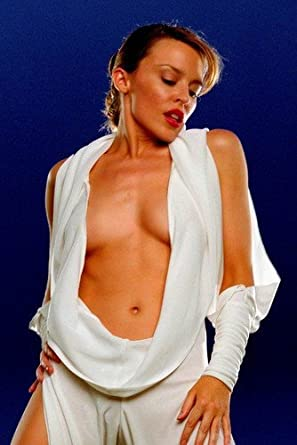 Kylie minogue breasts