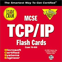McSe Tcp/Ip Flash Cards: Flash Cards and Cd-Rom