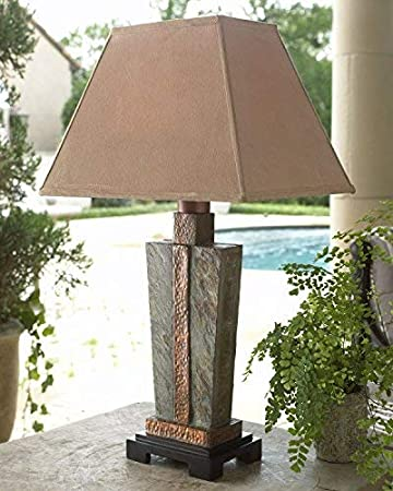 Uttermost 26322-1 Slate Accent Lamp The Uttermost Co.