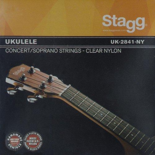 Stagg 16895 028, 033, 041, 028 Nylon Soprano Ukulele String