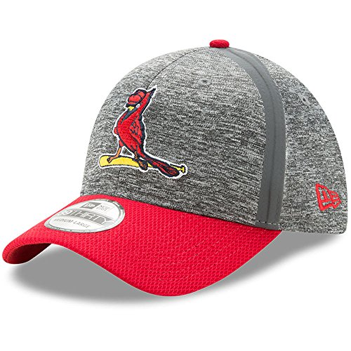 - New Era St. Louis Cardinals Clubhouse 39Thity Stretch Fit Hat/Cap