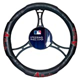 MLB Arizona Diamondbacks Licensed Steering Wheel Cover, One Size, Multicolor