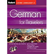 Fodor's German for Travelers (CD Package), 2nd Edition