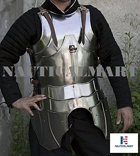 NauticalMart Gothic half-armor Medieval Breastplate