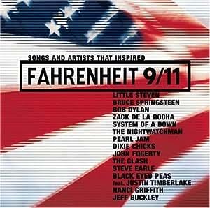 Fahrenheit 9/11 Songs And Art