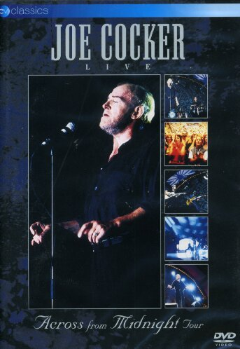 Joe Cocker - Joe Cocker - Across From Midnight Tour - Import - Zortam Music