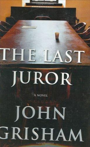 book cover of The Last Juror