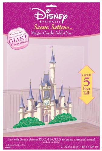 Disney Magic Castle Scene Setters Add-Ons