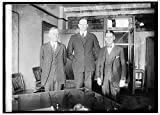 Photo: C.A. Reed,Chris. L. Christensen,Louis G. Michall,1/19/23