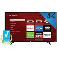TCL 50 Class 4K UHD Roku Smart LED TV - 50UP120