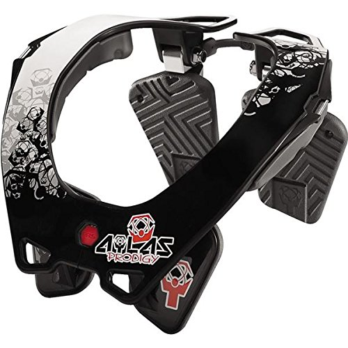 Atlas Prodigy Neck Brace (Black, One Size)