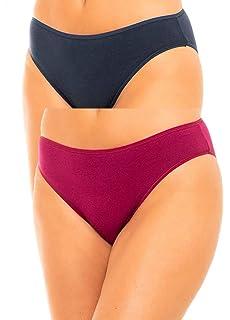 Unno DIM Basic Braguita (Pack de 2) para Mujer: Amazon.es: Ropa y accesorios