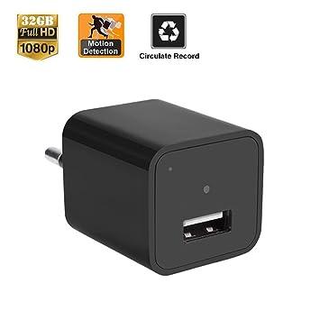 3C-Online. Adaptador USB de 32 GB para cámara espía oculta de ...
