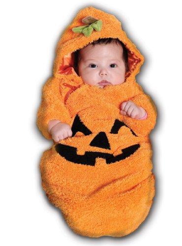 Baby Pumpkin Costume - 0-6 (0-3 Month Pumpkin Costume)