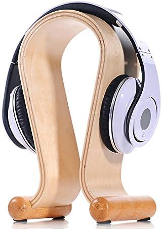 Holz Headset Habitat Belk White Birch Kopfhörerständer Elektronik