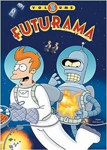 Futurama: Volume 3 (Bilingual) [Import]