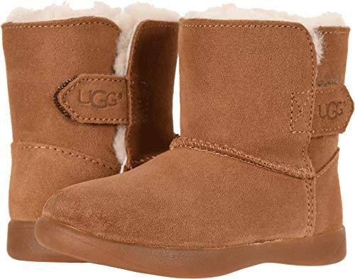UGG Baby T Keelan Fashion Boot, Chestnut, 9 M US Toddler ()