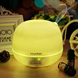 Innoo Tech Aroma Diffuser, 500ml Aromatherapy/Essential Oil Diffuser, Ultrasonic Humidifier & Cool Mist Humidifier with…