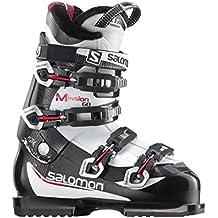Salomon Mission 60 Ski Boots Black White Red Sz 12.5 (30.5) Mens