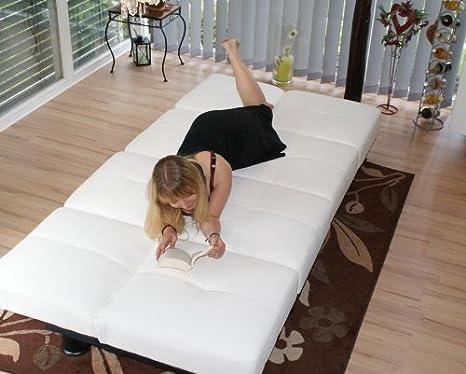Homy - Sillón reclinable Sofá/Cama MELBOURNE, en microfibra ...