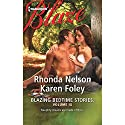 Blazing Bedtime Stories, Volume IX Audiobook by Rhonda Nelson, Karen Foley Narrated by Eva Christensen, Lola Holiday