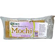 Eden Foods, Mochi, Sweet Brown Rice, 10.5 oz (300 g) - 2pc