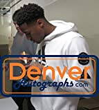 Courtland Sutton Autographed/Signed Denver