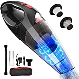 Best Handheld Vacuum Cleaners - Simonseason Handheld Vacuum Cleaner 6.5KPA Cordless Car Vacuum Review
