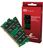 8GB (4GBx2) Team High Performance Memory RAM Upgrade For HP - Compaq Presario CQ71-411EZ CQ71-412EG CQ71-412EO CQ71-412SF Laptop. The Memory Kit comes with Life Time Warranty.
