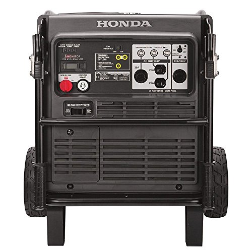 Amazon.com : Honda 7000W Super Quiet Light Weight Inverter 120/240v Fuel  Efficient Generator With IMonitor LCD : Garden U0026 Outdoor