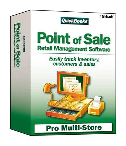 Quickbooks POS: Pro Multistore 6.0